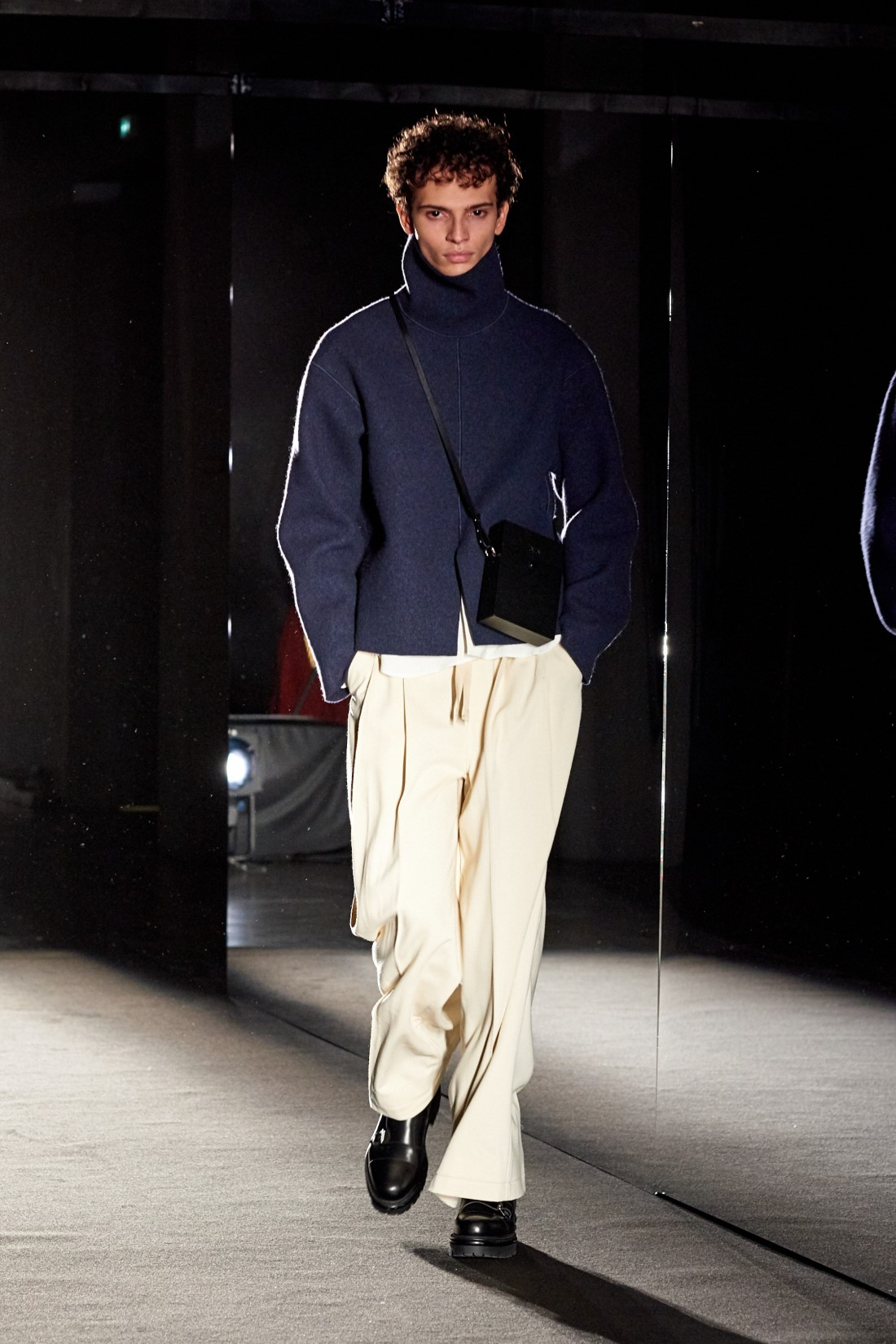 LGN Louis-Gabriel Nouchi - Automne-Hiver 2021 - Paris Fashion Week