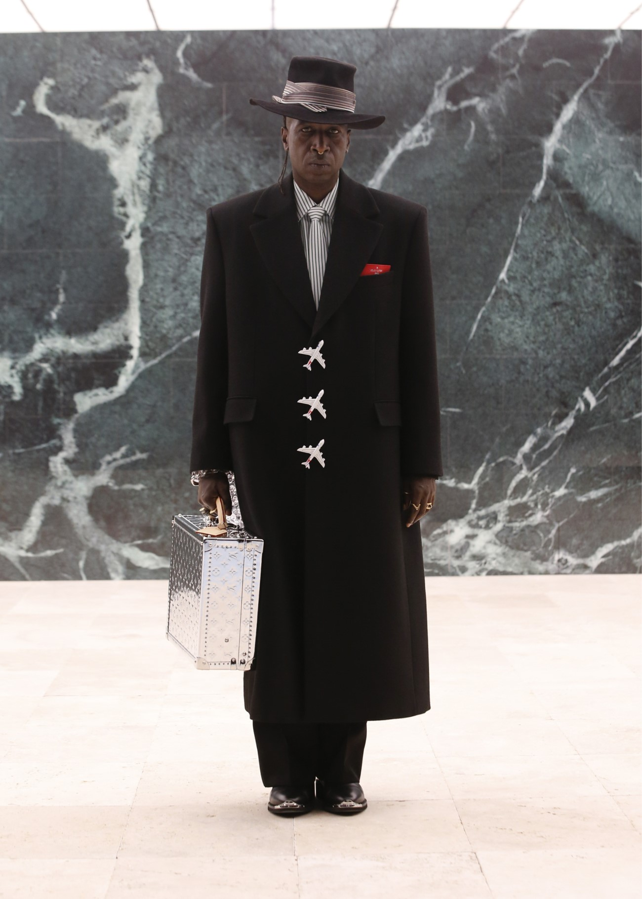 Louis Vuitton - Automne-Hiver 2021 - Paris Fashion Week