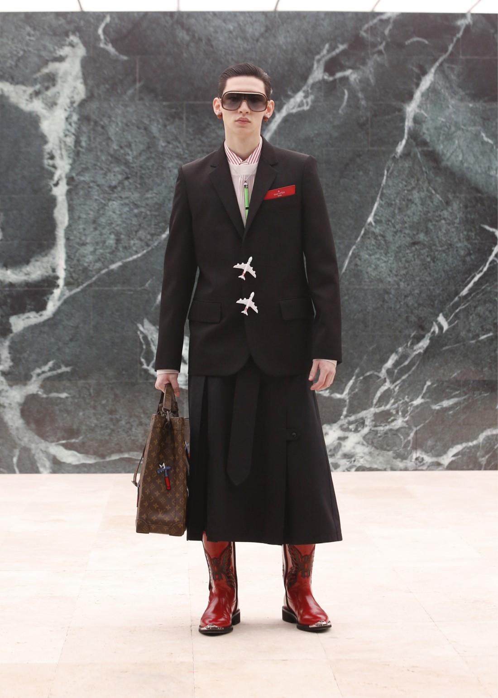 Louis Vuitton Automne Hiver 2021 Paris Fashion Week 10