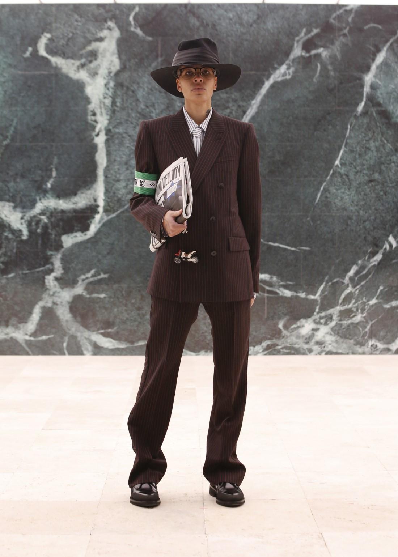 Louis Vuitton Automne Hiver 2021 Paris Fashion Week 15