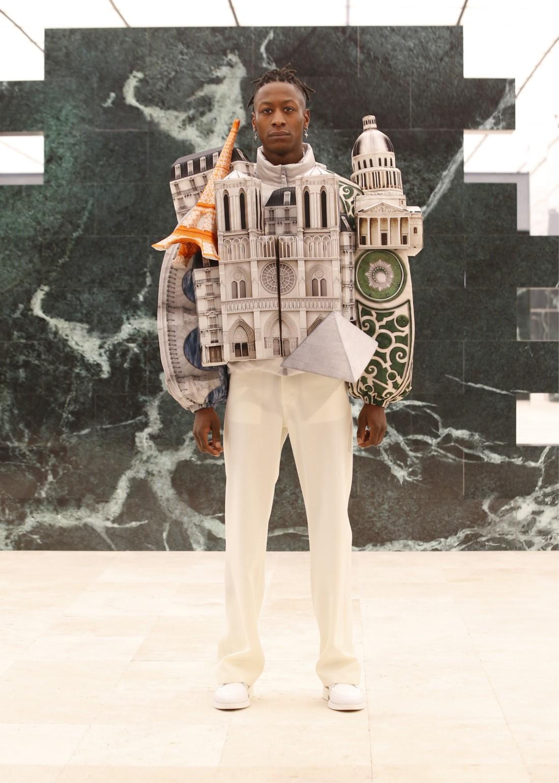Louis Vuitton - Automne-Hiver 2021 - Paris Fashion Week