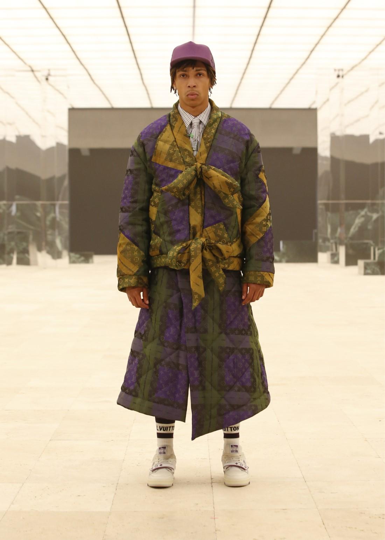 Louis Vuitton - Automne-Hiver 2021 - Paris Fashion WeekLouis Vuitton - Automne-Hiver 2021 - Paris Fashion Week