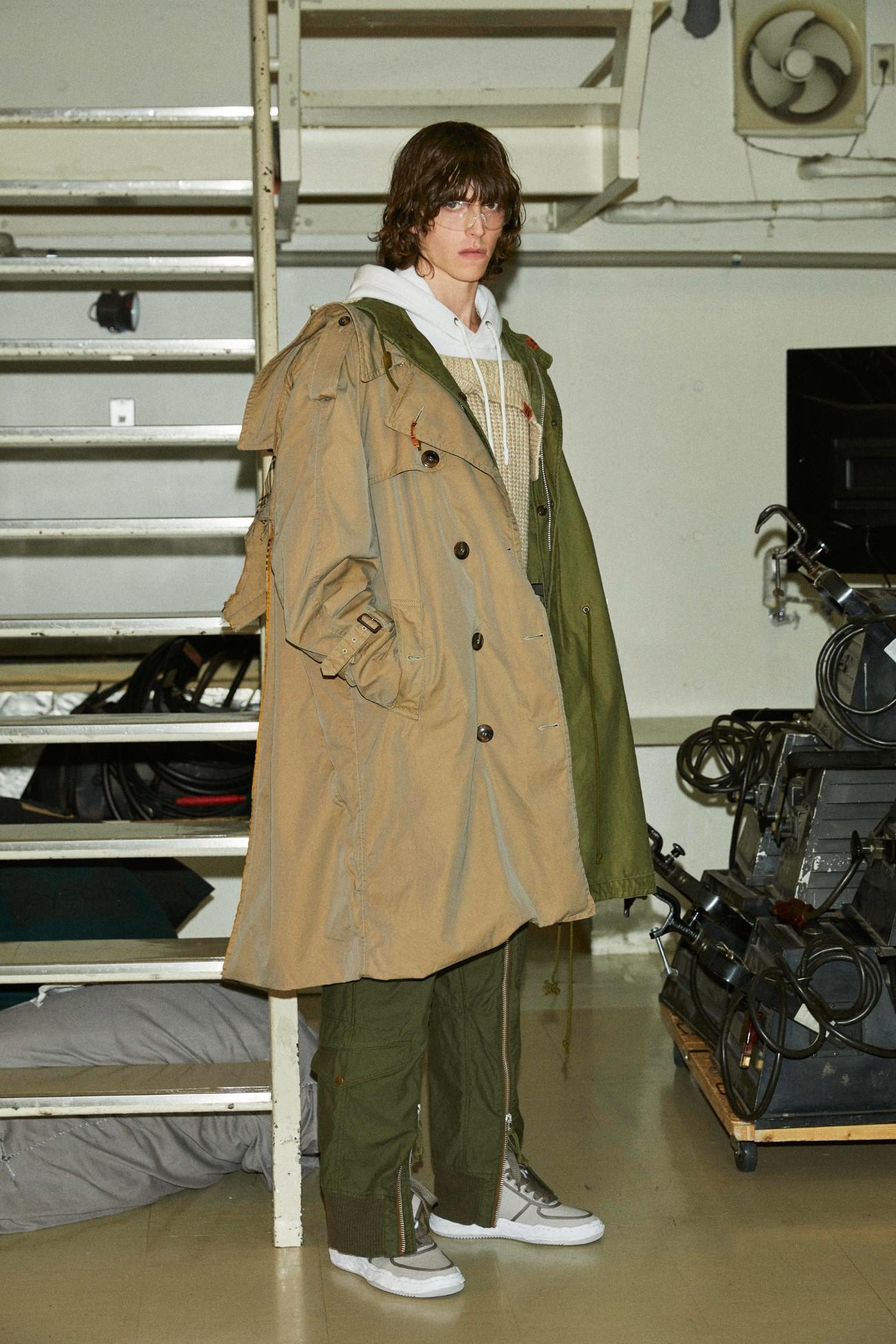 Maison Mihara Yasuhiro - Automne-Hiver 2021 - Paris Fashion Week