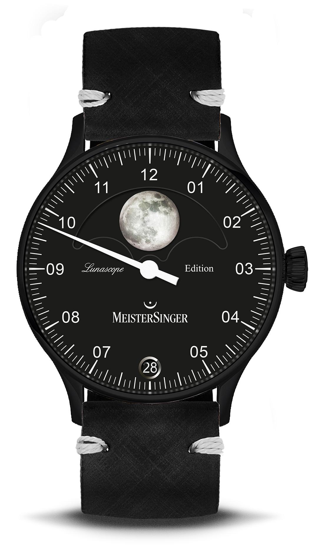 MeisterSinger - Lunascope Spéciale France