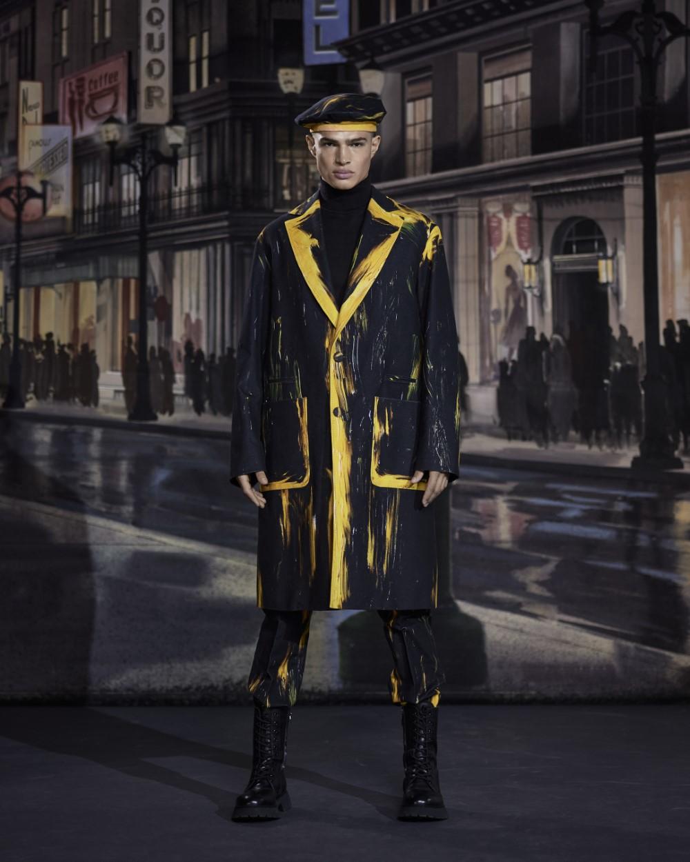 Moschino - Automne-Hiver 2021 - Milan Fashion Week