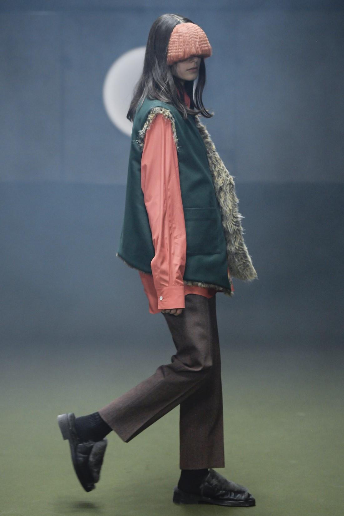 Namacheko - Automne-Hive 2021 - Paris Fashion Week