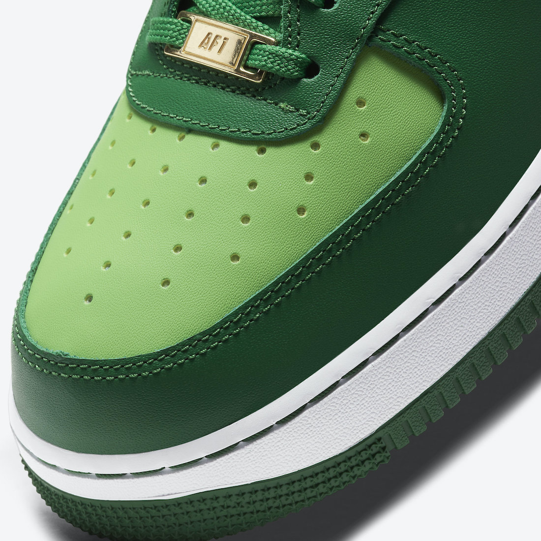 Nike Air Force 1 - St. Patrick's Day 2021
