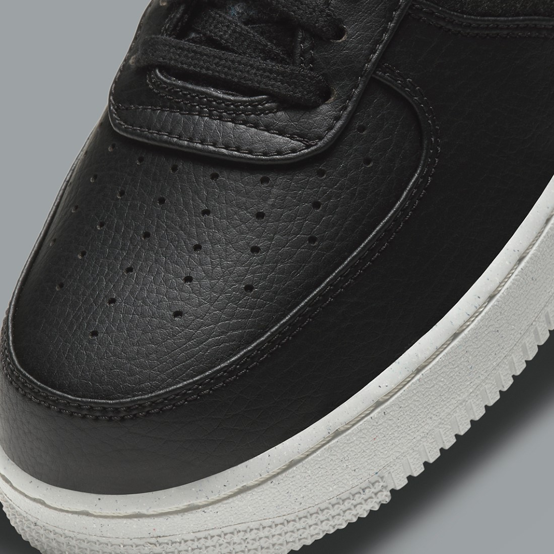 Nike Air Force 1 Wool Pack Black