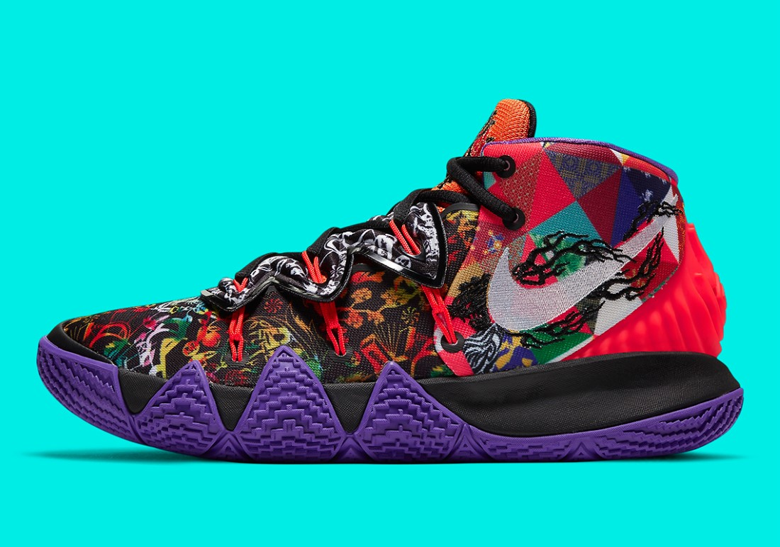 Nike Kyrie S2 Lunar New Year 2021