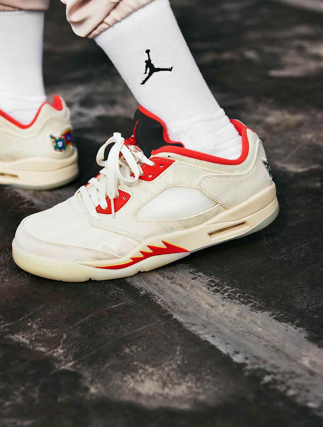 Nouvel An Lunaire 2021 - Air Jordan 5 Low