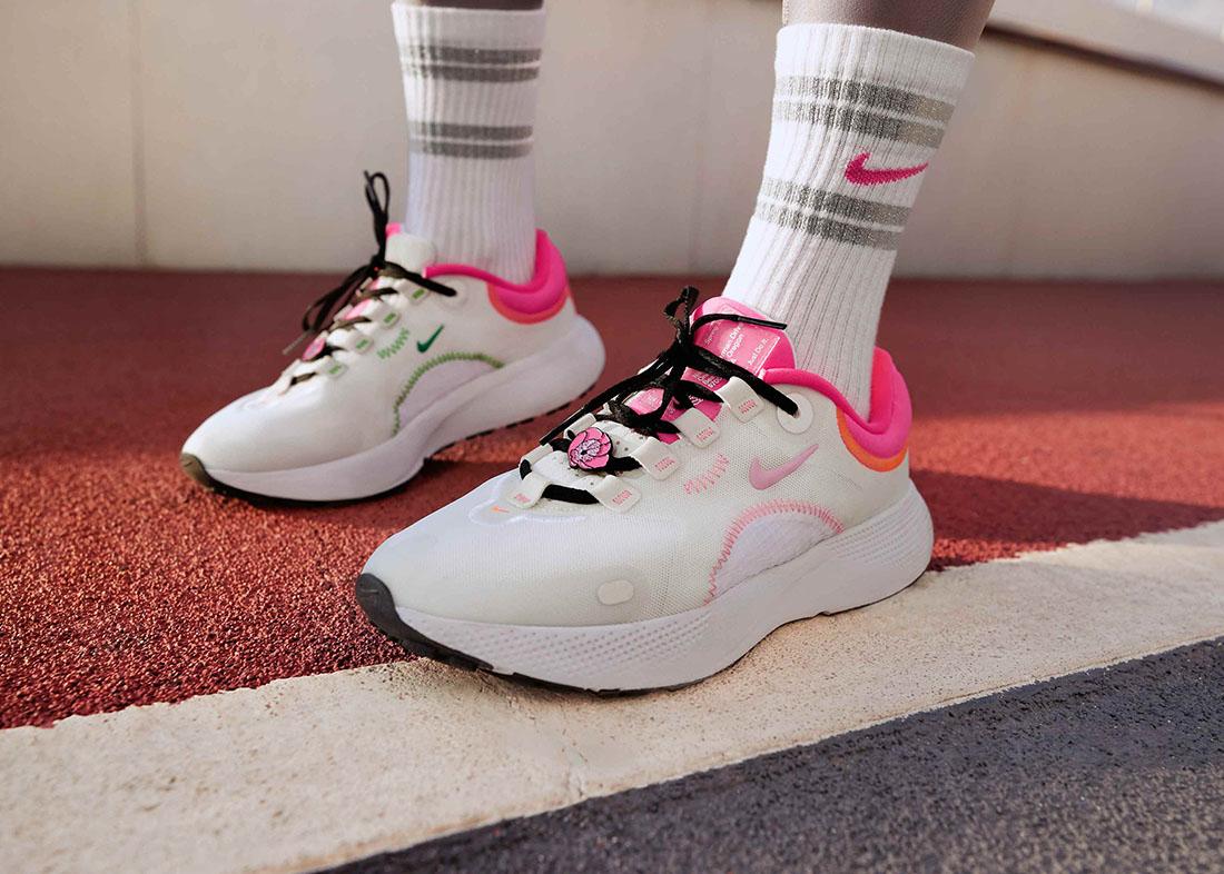 Nouvel An Lunaire 2021 - Nike Escape Run