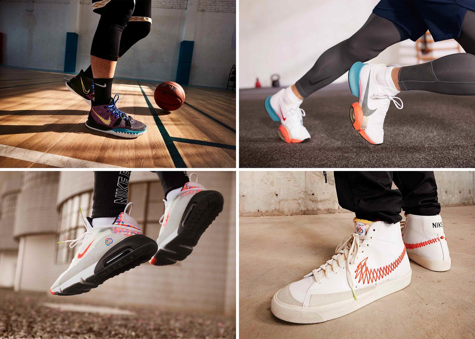 Nouvel An Lunaire 2021 - Nike