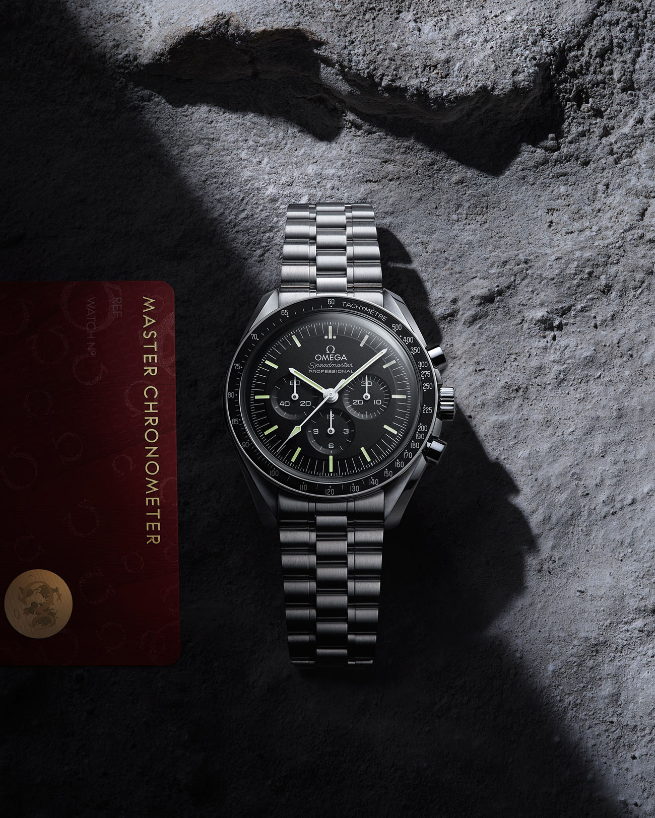 OMEGA Speedmaster Moonwatch Master Chronometer 2021
