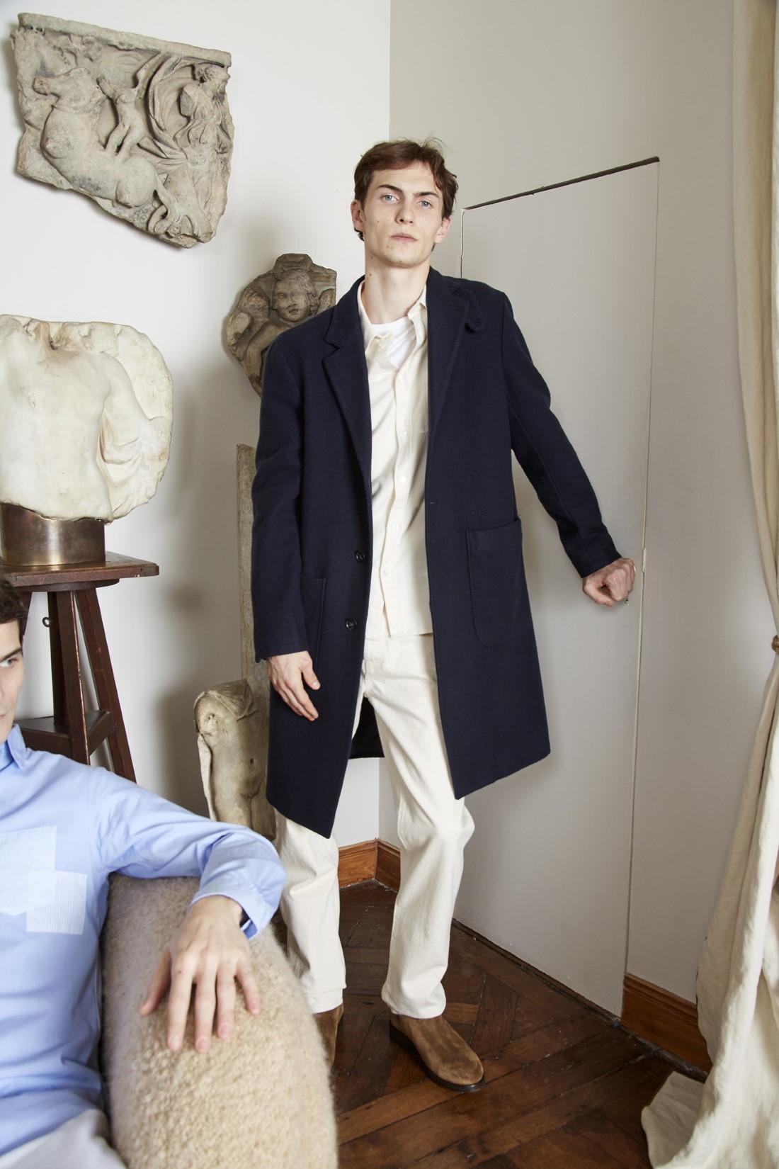 Officine Générale - Automne-Hiver 2021 - Paris Fashion Week