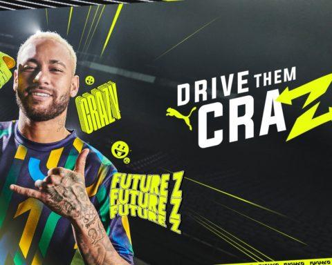 PUMA FUTURE Z 1.1 x Neymar Jr