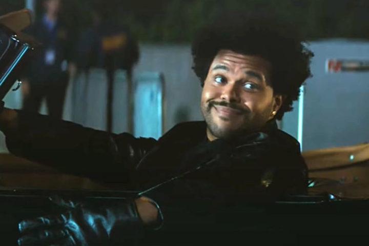Pepsi x The Weeknd's x NFL Super Bowl LV