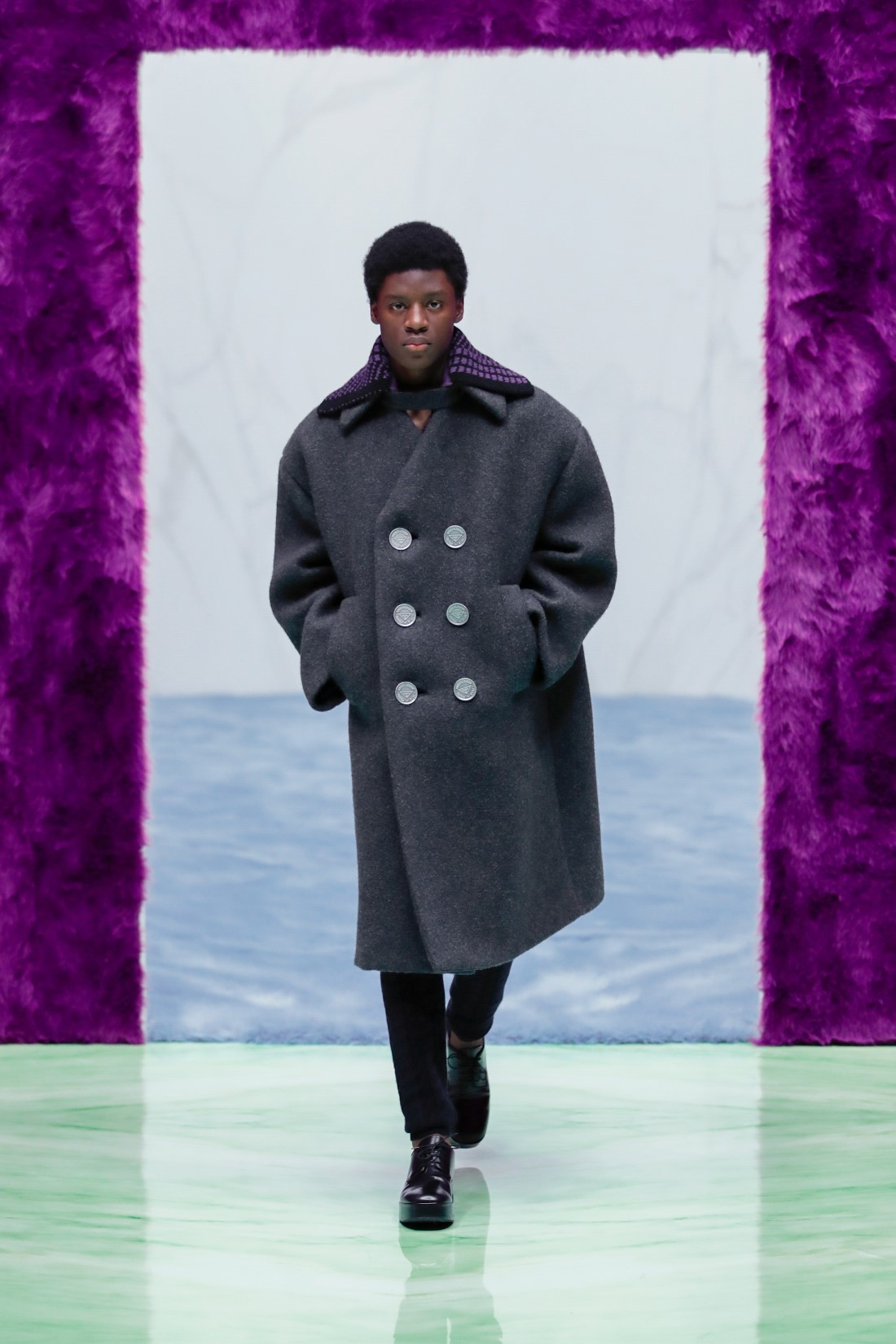 Prada Automne Hiver 2021 Milan Fashion Week 15