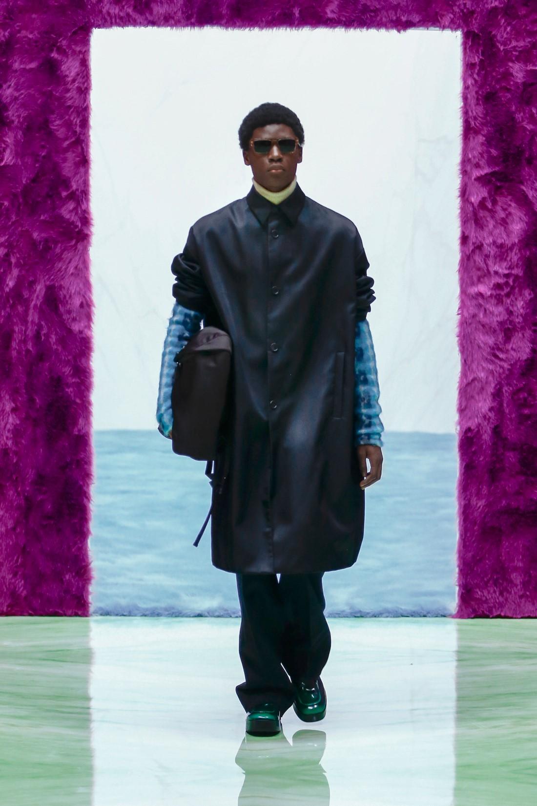 Prada Automne-Hiver 2021 - Milan Fashion Week