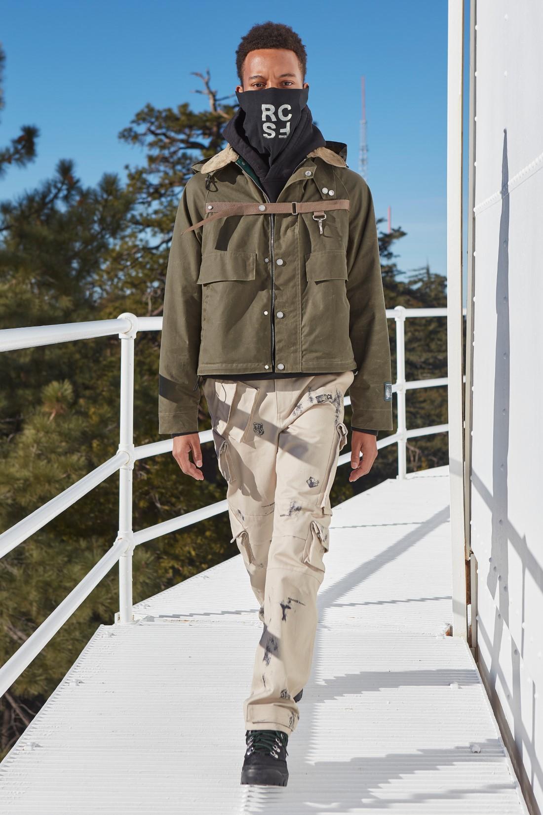 Reese Cooper - Automne-Hiver 2021 - Paris Fashion Week
