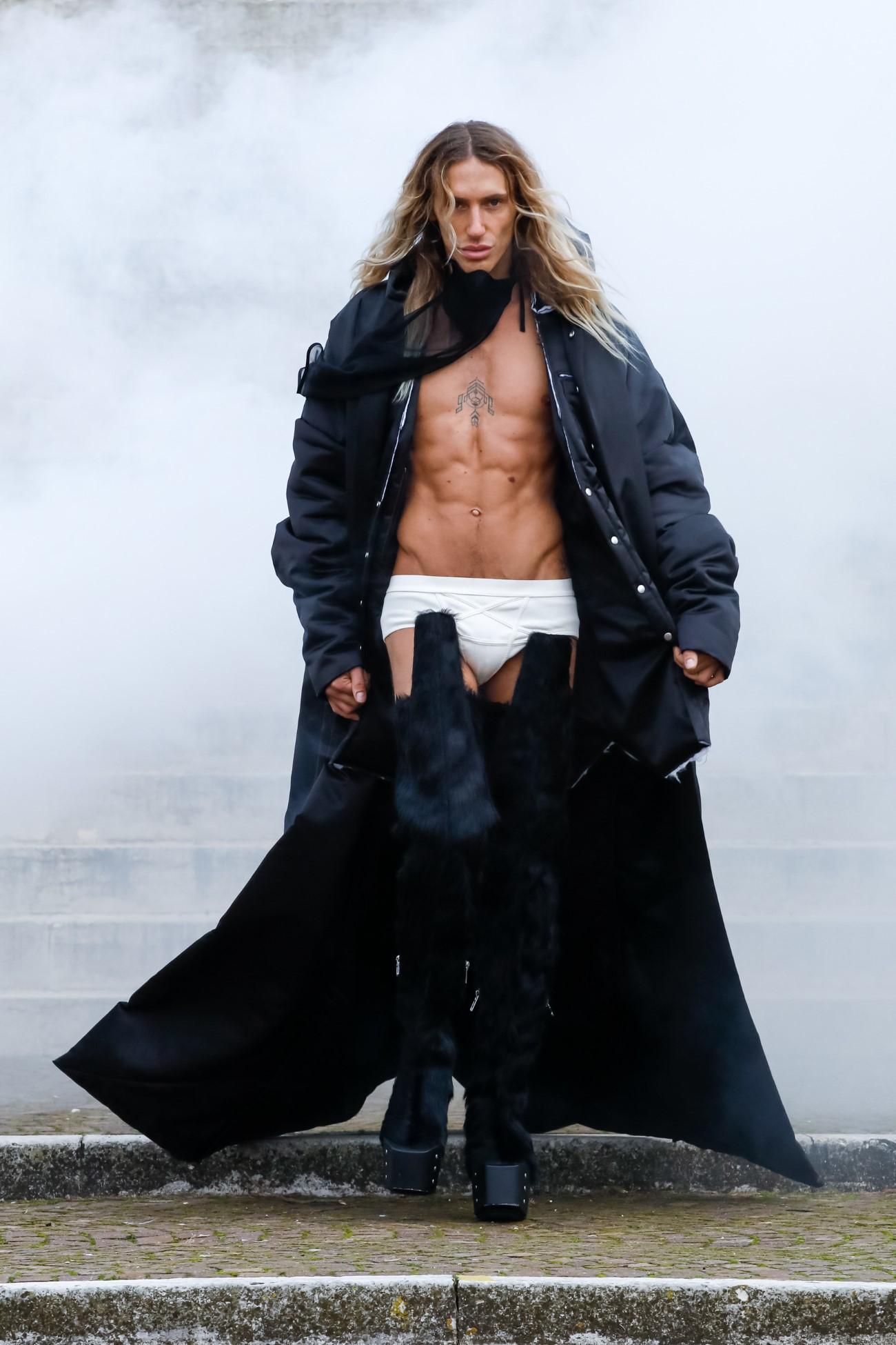 Rick Owens - Automne-Hiver 2021 - Paris Fashion Week