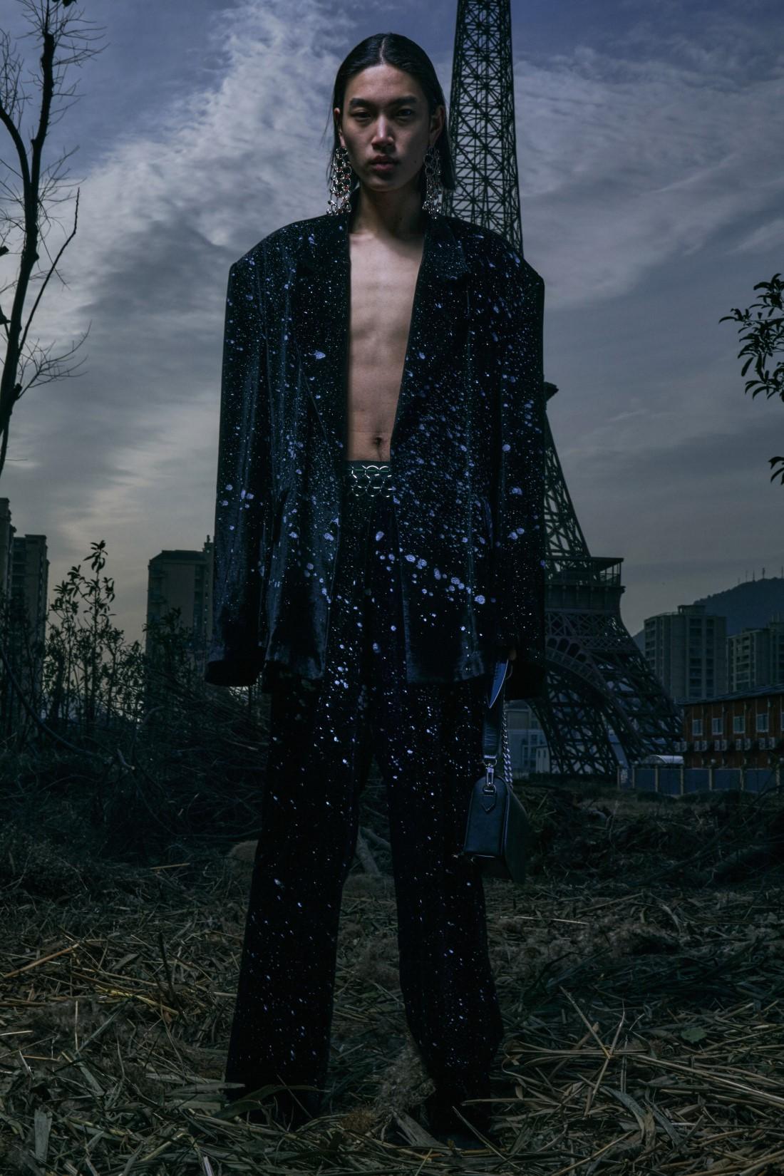 Sankuanz - Automne-Hiver 2021 - Paris Fashion Week