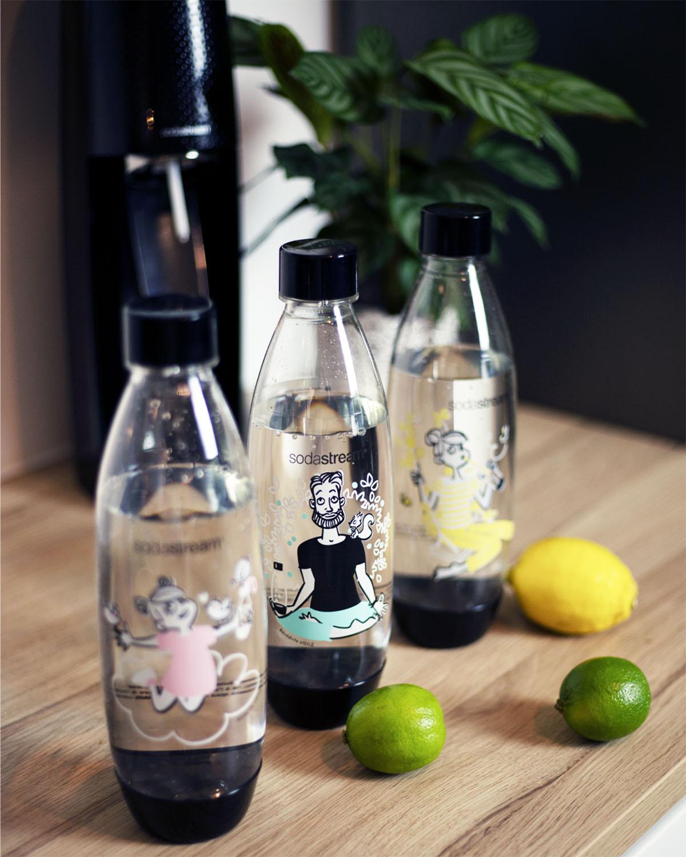 Sodastream x Bénédicte Voile