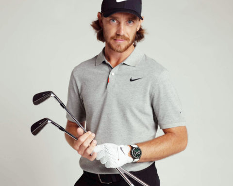 Tommy Fleetwood x TAG Heuer