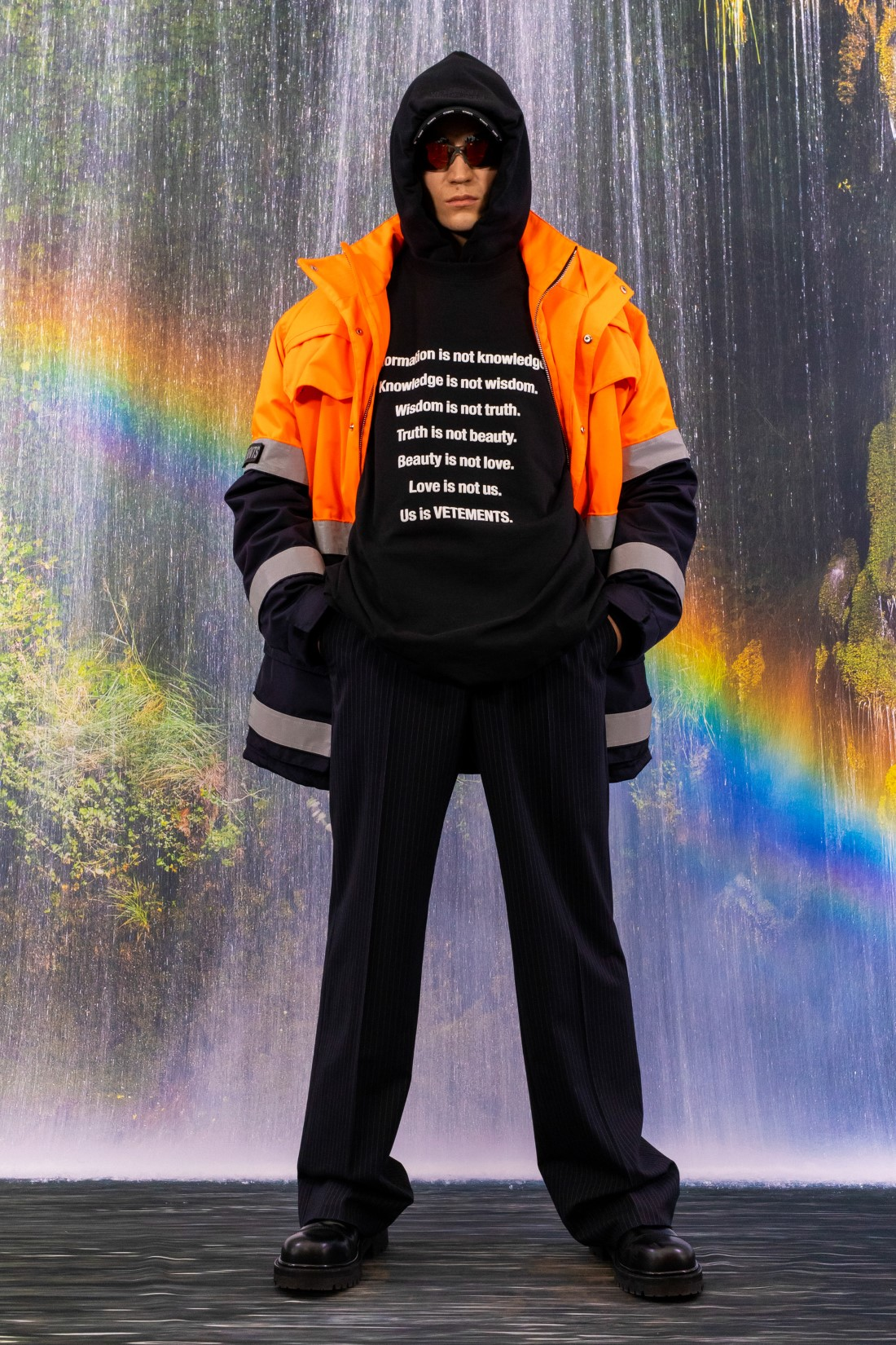 Vetements - Automne-Hiver 2021 - Paris Fashion Week