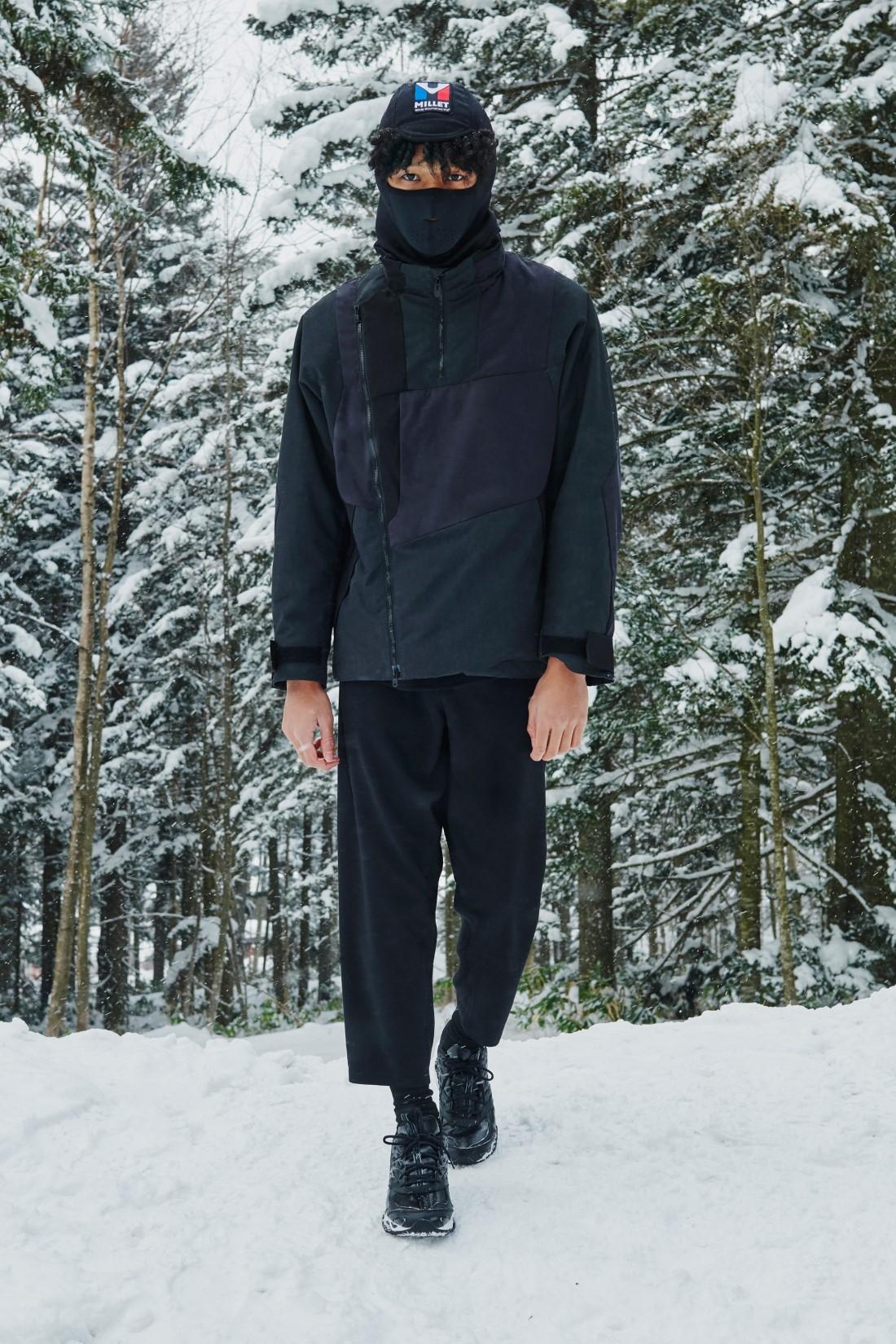 White Mountaineering Automne Hiver 2021 Paris FashionWeek 34