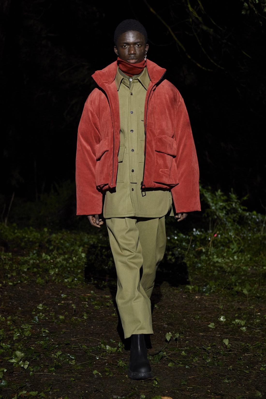 Wooyoungmi - Automne-Hiver 2021 - Paris Fashion Week