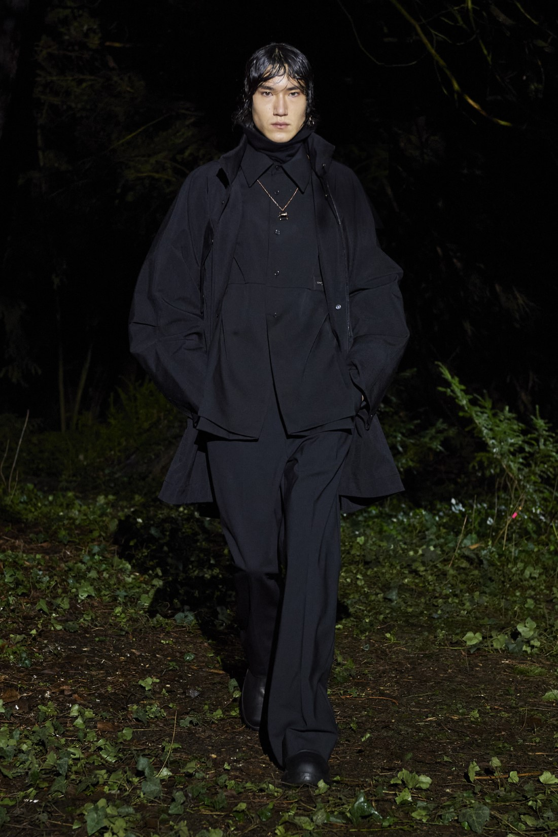 Wooyoungmi - Automne-Hiver 2021 - Paris Fashion Week