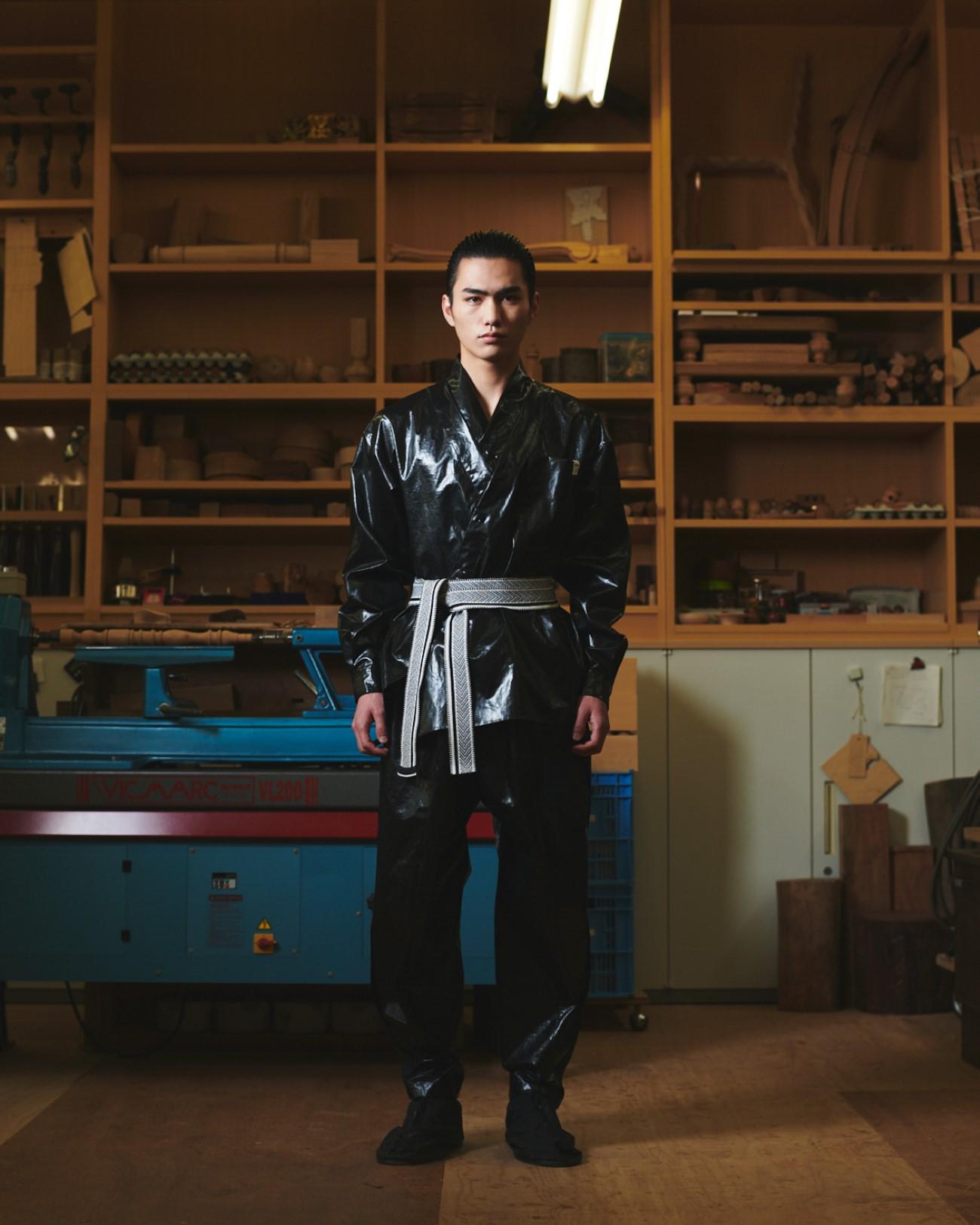 Yoshiokubo - Automne-Hiver 2021 - Paris Fashion Week