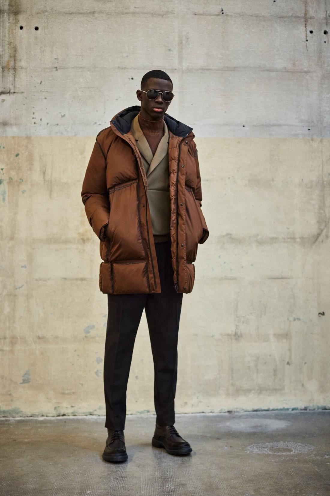 Z Zegna - Automne-Hiver 2021 - Paris Fashion Week