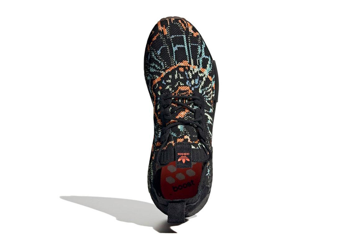 adidas Originals NMD_R1 Core Black