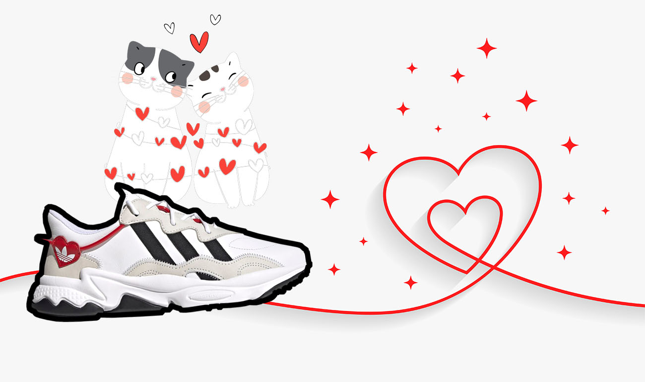 adidas Originals - Saint-Valentin 2021