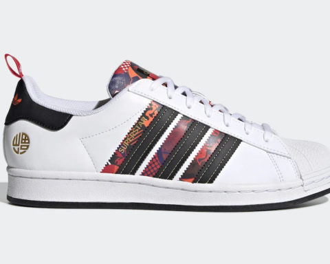 adidas Superstar Chinese New Year 2021