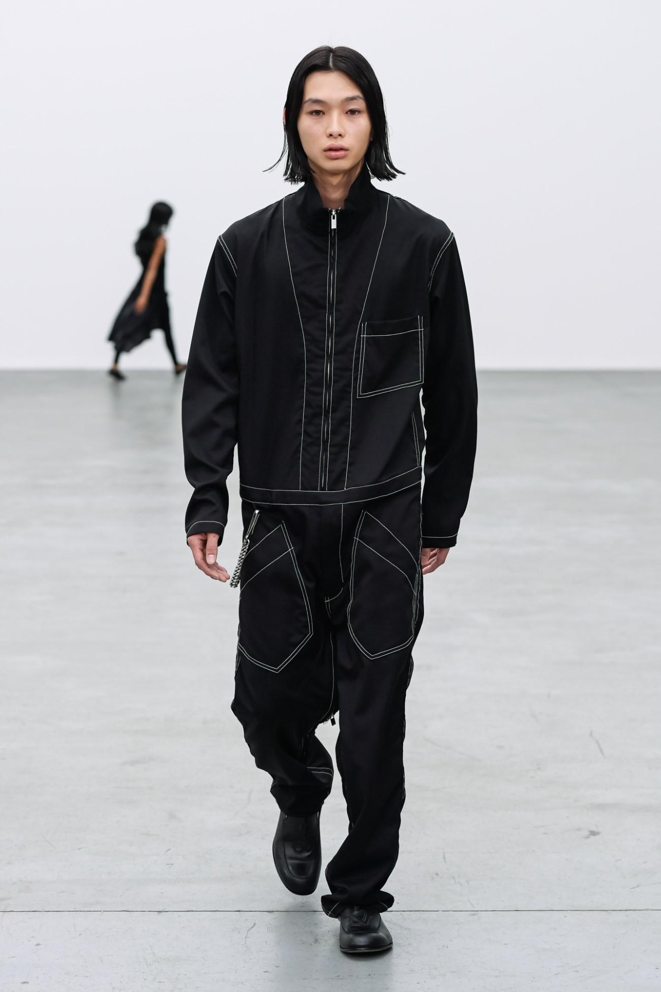 sulvam - Automne-Hiver 2021 - Paris Fashion Week