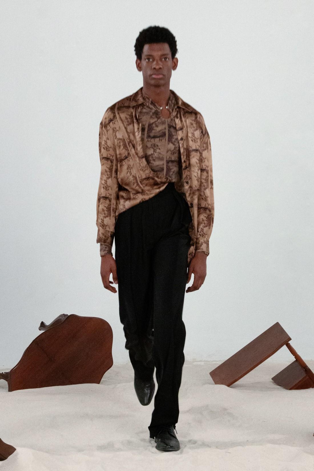 Act N°1 - Automne-Hiver 2021-2022 - Milan Fashion Week
