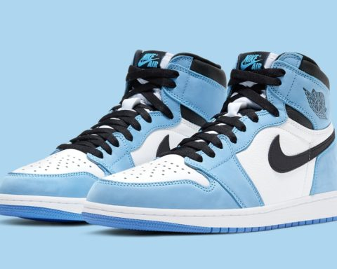 Air Jordan 1 Retro High OG University Blue