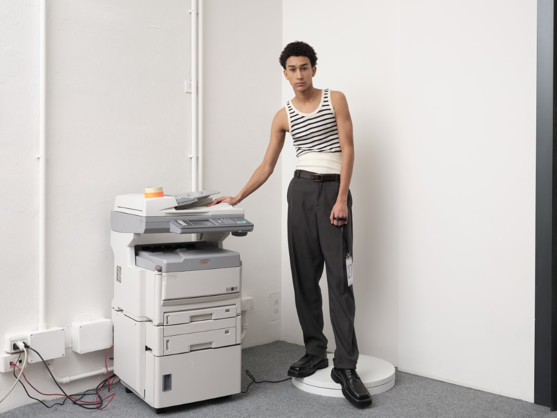 Andrea Pompilio - Automne-Hiver 2021-2022 - Milan Fashion Week