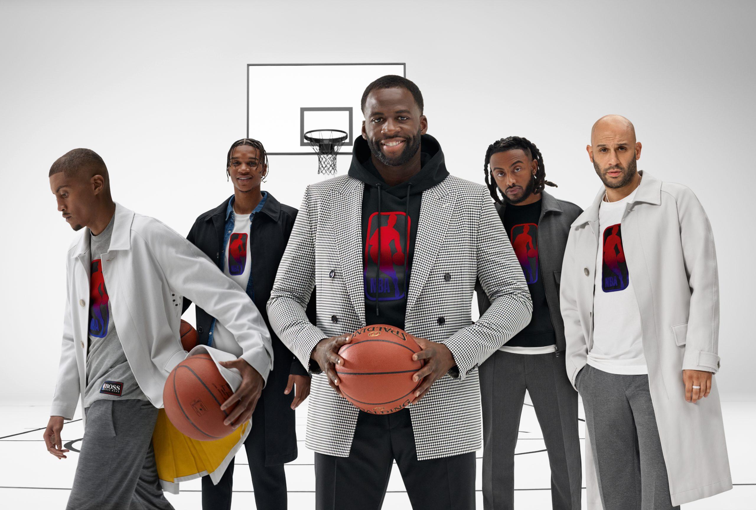 BOSS x NBA - Draymond Green