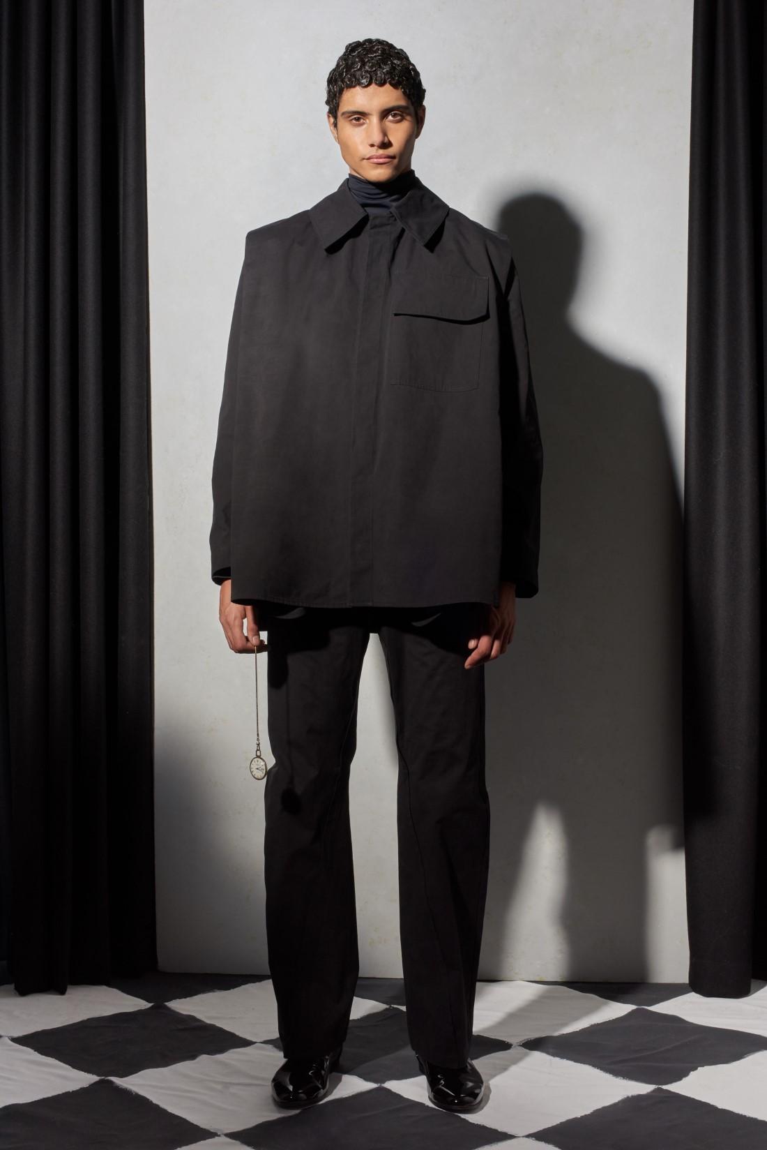 Bianca Saunders - Automne-Hiver 2021-2022 - London Fashion Week