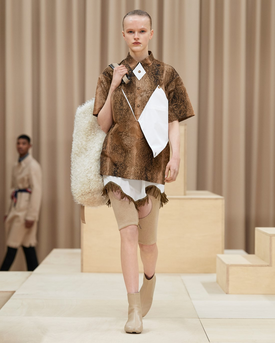Burberry - Automne-Hiver 2021 - London Fashion Week
