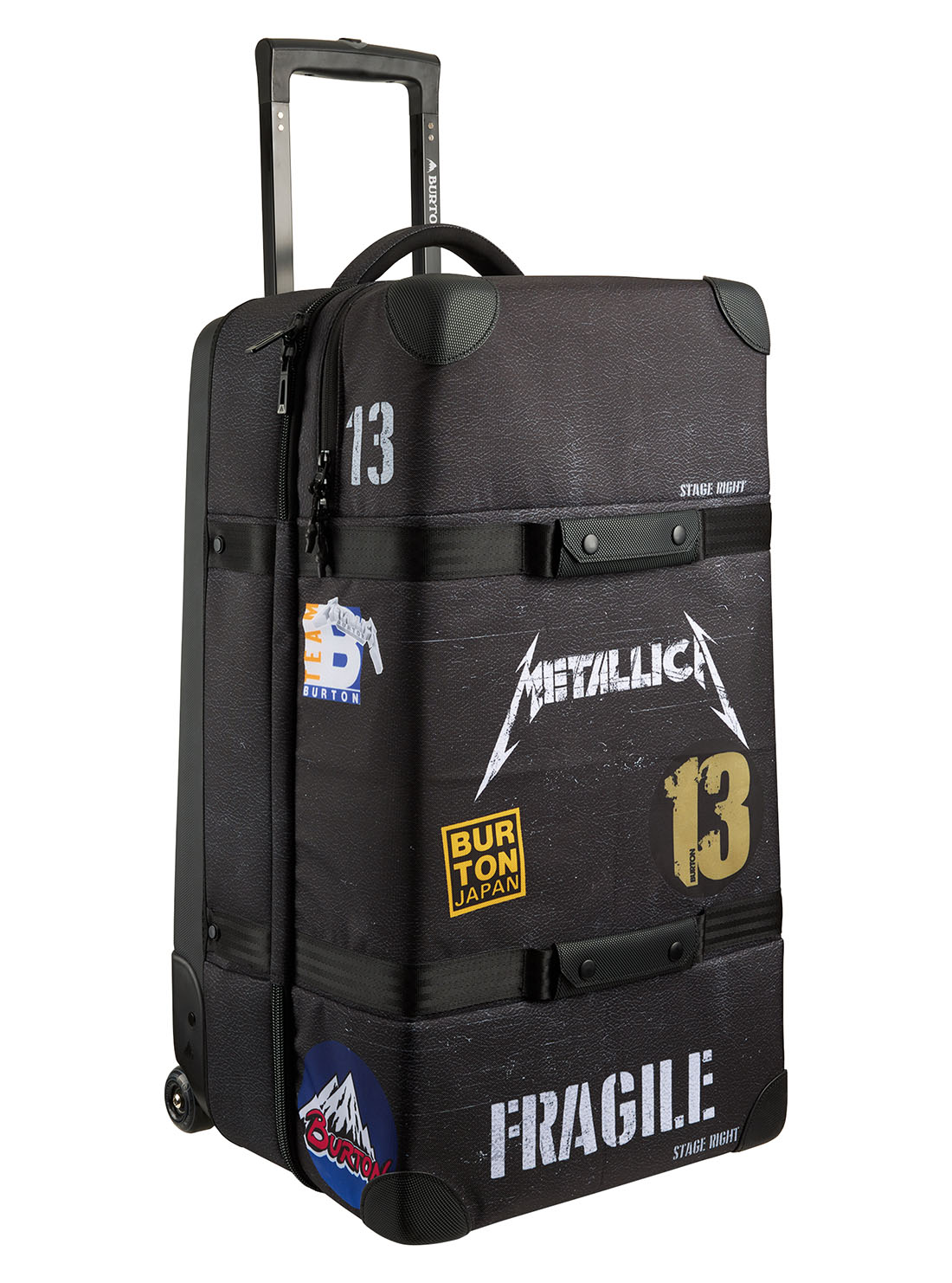 Burton x Metallica