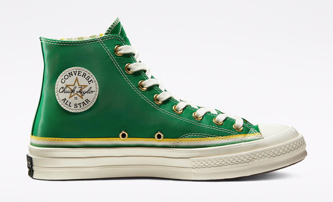 Converse - Breaking Down Barriers Collection - Chuck Cooper