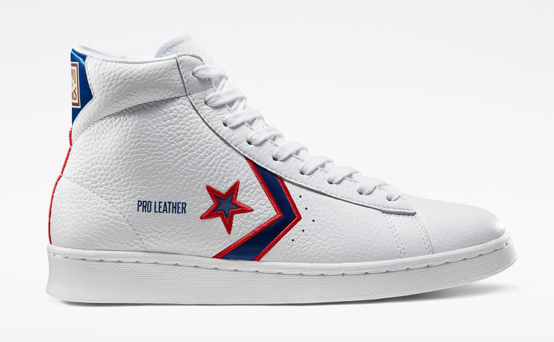 Converse - Breaking Down Barriers Collection - Earl Lloyd