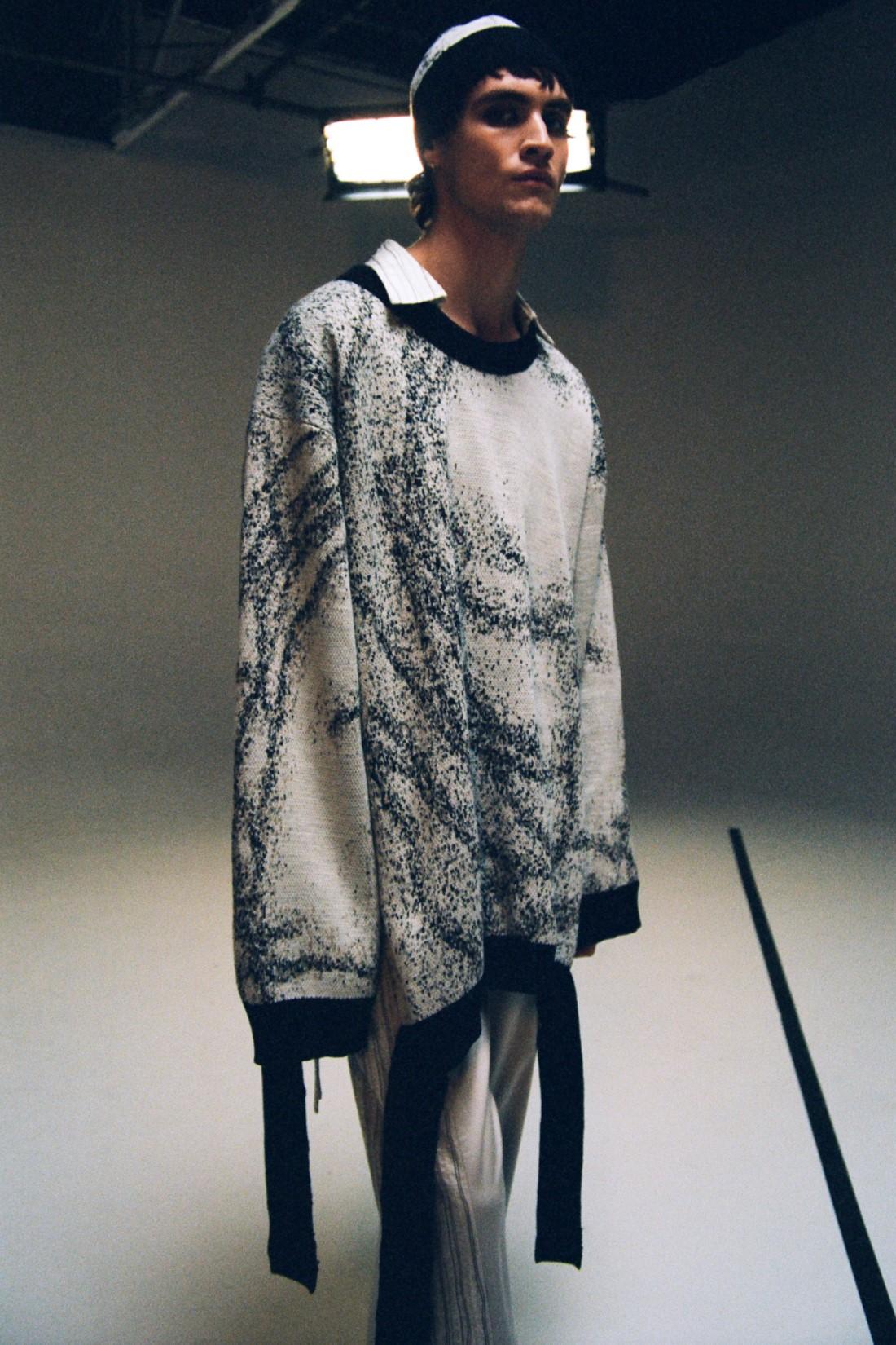 Danshan - Automne-Hiver 2021-2022 - London Fashion Week