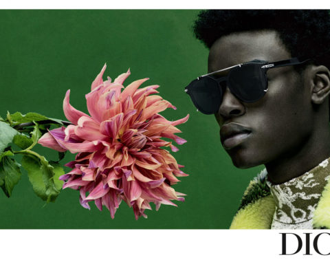 Dior Men Printemps-Été 2021 Campagne