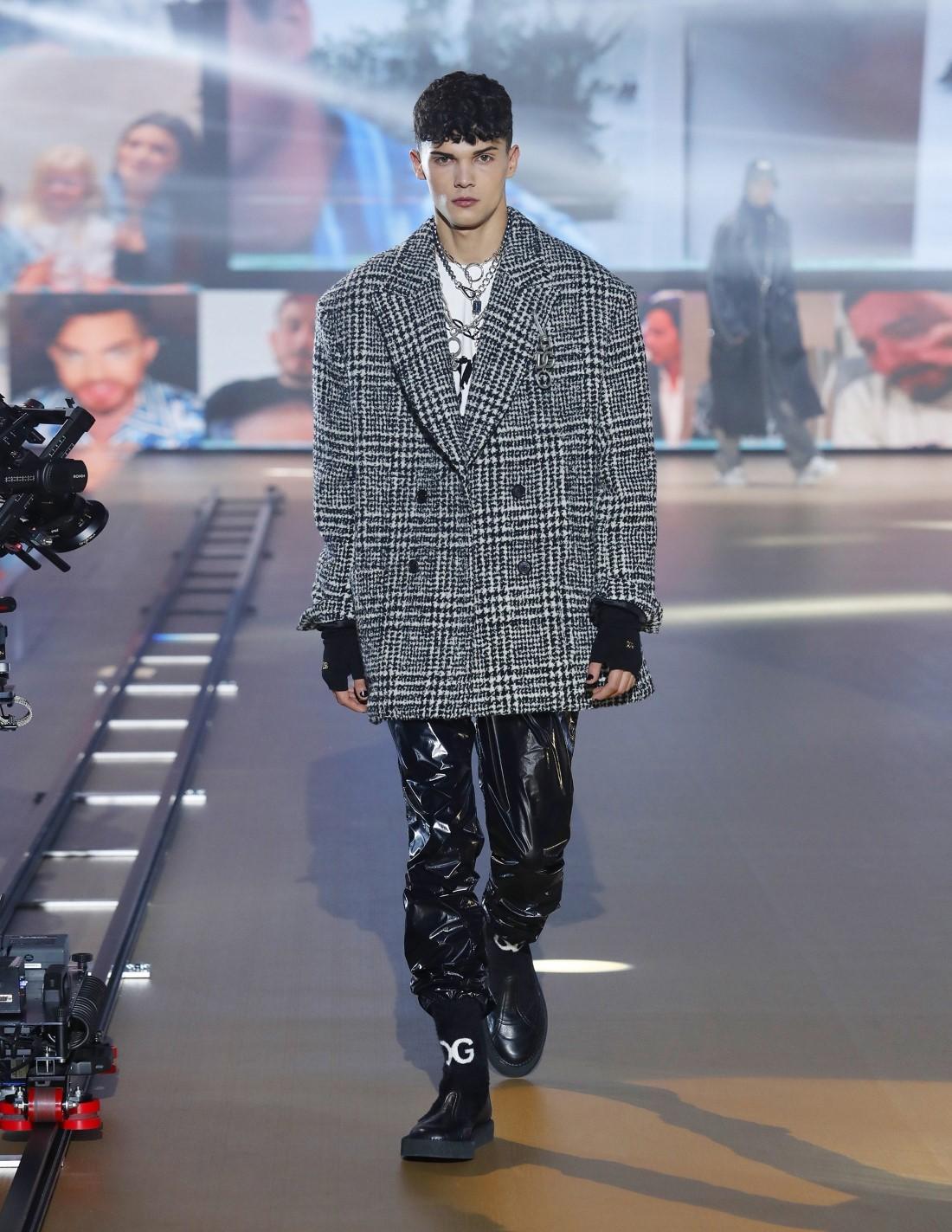 Dolce & Gabbana - Automne-Hiver 2021