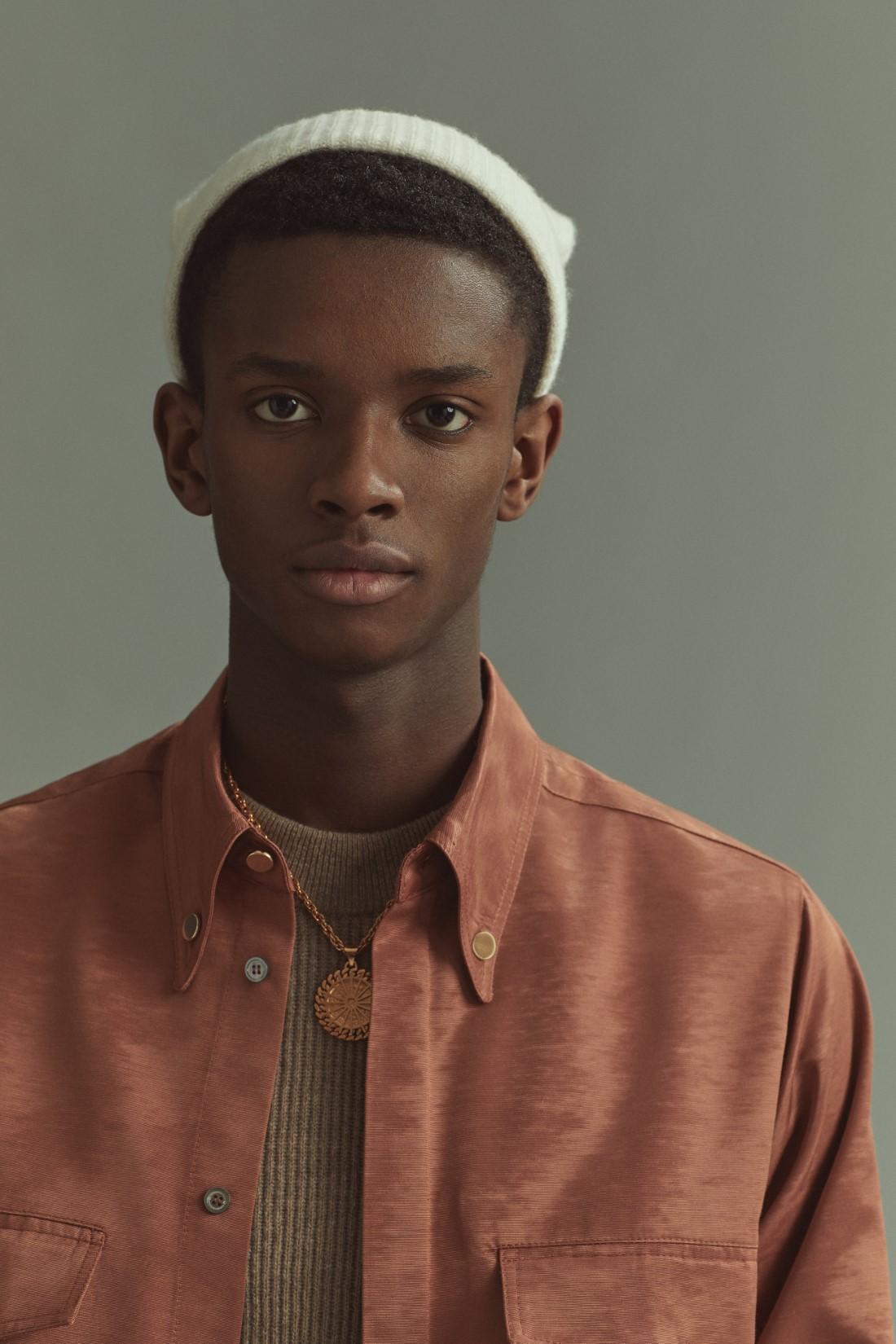 Edward Crutchley - Automne-Hiver 2021 - London Fashion Week